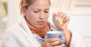 Как остановить простуду на ранней стадии